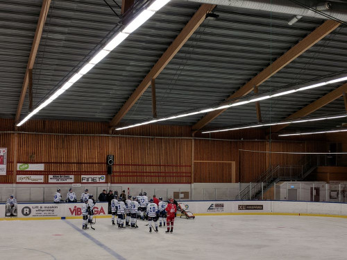 Hockeytrean: en omtalad tackling