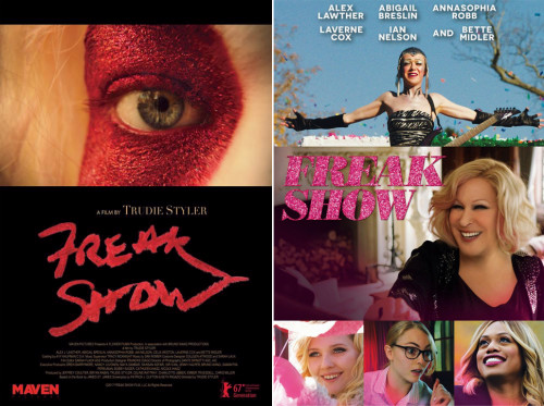 Filmrecension: Freak Show