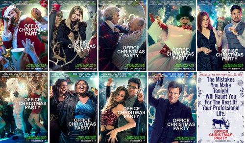 Filmrecension: Office Christmas Party