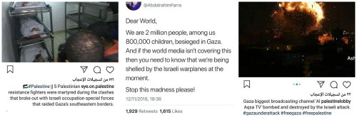 ISRAEL ATTACKERAR PALESTINA